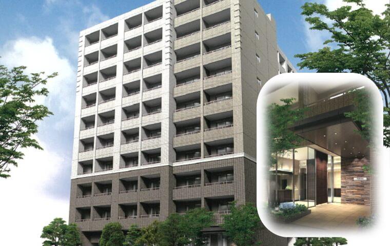 アパートメンツ江坂