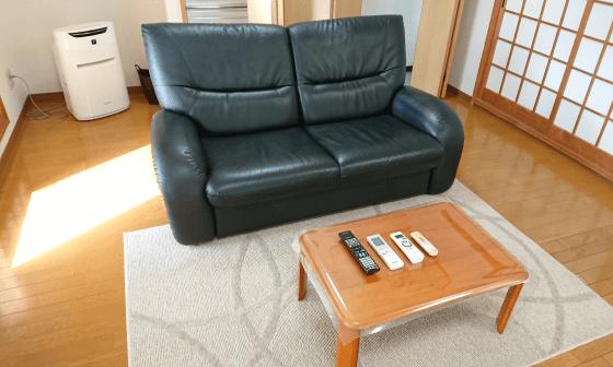 谷町四丁目の家具付き賃貸マンション
